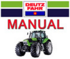 Thumbnail DEUTZ FAHR AGROTRON 120 130 150 150.1 165. OWNER USER MANUAL