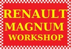Thumbnail RENAULT MAGNUM DXI 440 480 TRUCK LORRY WAGON SERVICE SHOP REPAIR WORKSHOP MANUAL