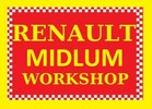 Thumbnail Renault MIDLUM inc 4x4 Service Repair Workshop Shop Manual 1998 1999 2000 2001 2002 2003 2004 2005