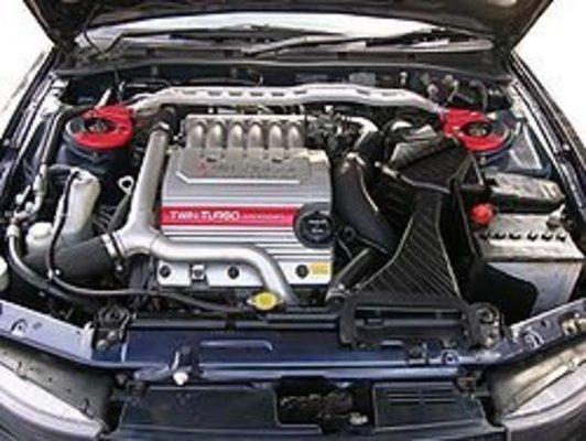mitsubishi 6a1 6a12 6a13 galant diamante engine service manual repa rh tradebit com Mitsubishi Eclipse 2000 Mitsubishi Galant