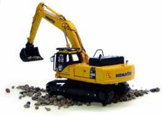 komatsu pc400 pc450 digger excavator workshop service. Black Bedroom Furniture Sets. Home Design Ideas