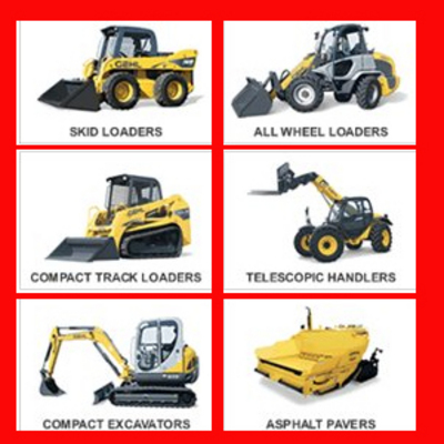 Pay for GEHL HL2500 LOADER PARTS PART IPL MANUAL