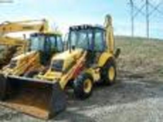 NEW HOLLAND BACKHOE B110 B115 WORKSHOP SERVICE REPAIR MANUAL on
