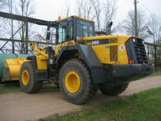 Pay for KOMATSU WA380-6 WHEEL LOADER WORKSHOP SHOP MANUAL