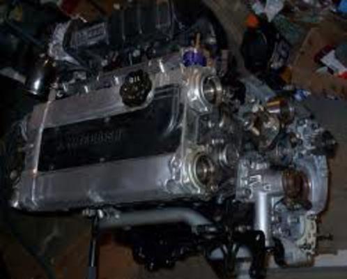 MITSUBISHI ENGINE 4G63 4G64 1993 SERVICE WORKSHOP MANUAL