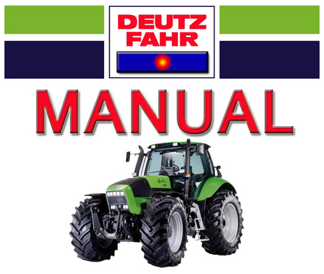 deutz fahr tractor agroplus 60 70 80 workshop service manual down rh tradebit com Tractor Accessories Product Deutz Parts Manuals