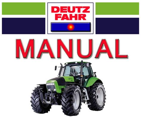 deutz fahr agrotron 106 110 115 120 135 150 165 mk3 manual downlo