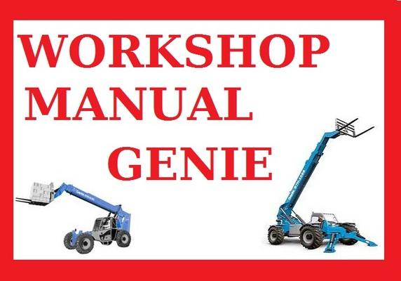 genie z45 25 service manual