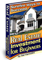 Thumbnail eBook: REAL ESTATE INVESTING FOR BEGINNERS