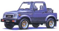 Thumbnail 1986-1996 SUZUKI SIDEKICK SERVICE MANUAL