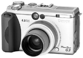 Pay for CANON PowerShot G3 DIGITAL CAMERA INSTRUCTION MANUAL