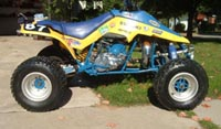 Thumbnail 1987-1990 SUZUKI LT 500R QUADZILLA ATV Service Manual