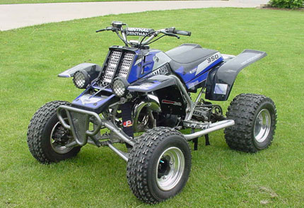 HOT MOTO SPEED  Yamaha Banshee