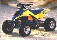 Thumbnail 1987-1992 SUZUKI LT 250R ATV Service Manual