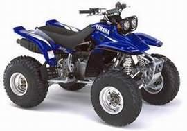 Thumbnail 1997 Yamaha YFM350X ATV WORKSHOP SERVICE / REPAIR MANUAL
