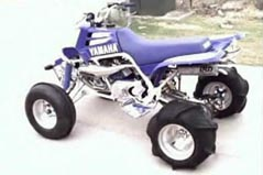 Thumbnail 1999 YAMAHA BANSHEE ATV SERVICE MANUAL
