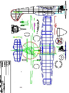 Thumbnail 250 HIGHLY DETAILED R/C AIRPLANE AIRCRAFT PLANS