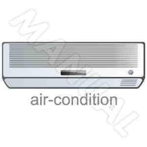 Thumbnail SERVICE Manual Daewoo DWB 072C Room Air Conditioner