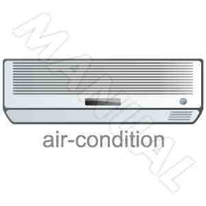 Thumbnail REPAIR Manual Daewoo DWB 180C R / DWB 240C R Room Air Conditioner