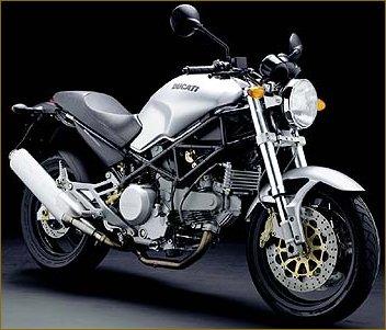 Thumbnail 2003 Ducati Monster 800Dark Parts and Assembly Manual