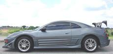 Thumbnail 2000 -2002 MITSUBISHI ECLIPSE/ ECLIPSE SPIDER SERVICE MANUAL