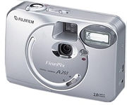 Thumbnail FUJI FinePix A201 DIGITAL CAMERA SERVICE MANUAL