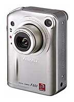 Thumbnail FUJI FinePix F601 ZOOM DIGITAL CAMERA SERVICE MANUAL