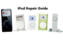 Thumbnail APPLE IPOD REPAIR GUIDE MANUAL & TOOL GUIDE