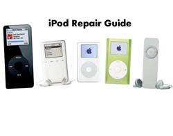 Free APPLE IPOD REPAIR GUIDE MANUAL & TOOL GUIDE Download thumbnail