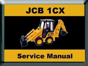 Thumbnail JCB 1CX/ 208S BACKHOE LOADER WORKSHOP SERVICE MANUAL