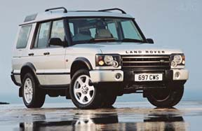 Pay for 1995 - 2003 LAND ROVER DISCOVERY SERVICE MANUAL