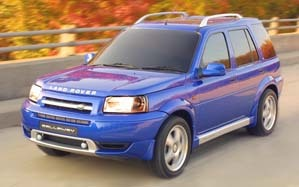 Pay for 2001- 2003 LAND ROVER FREELANDER  SERVICE MANUAL