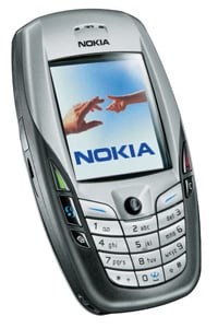 Thumbnail Nokia 6600 CELL PHONE SERVICE MANUAL