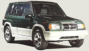 Pay for 1986-1996 SUZUKI SIDEKICK & GEO TRACKER SERVICE MANUAL