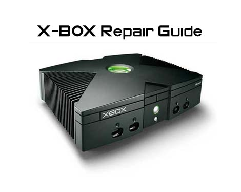 xbox repair guide service manual download manuals technical
