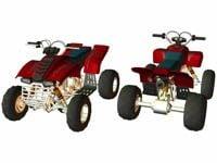 Pay for Derbi DXR200 ATV REPAIR Manual