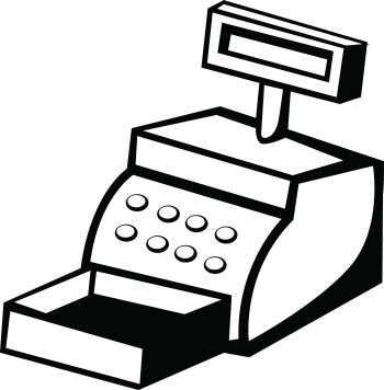 Thumbnail Sharp ER A410 / ER A420 Electronic Cash Register PARTS LIST Manual