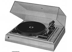Thumbnail DUAL CS-1258 TURNTABLE SERVICE MANUAL / REPAIR MANUAL