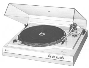 Thumbnail DUAL CS-528 / CS-1268 TURNTABLE SERVICE MANUAL / REPAIR MANUAL