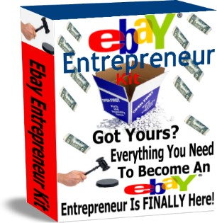 Thumbnail eBook: eBay Entrepreneur Kit | eBAY POWERSELLER SHARES ALL. Make Serious Money On eBay With this info + BONUS OFFER
