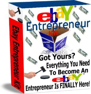Thumbnail eBook: eBay Entrepreneur Kit | eBAY POWERSELLER SHARES ALL. Make Serious Money On eBay With this info + BONUS OFFER