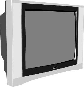 Thumbnail Service Manual HITACHI 27CX15B SOLID STATE COLOR TELEVISION