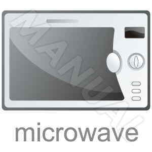 Thumbnail Daewoo JES1288SH MICROWAVE OVEN PARTS LIST Manual