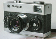 Thumbnail Rollei 35 CAMERA REPAIR  & PARTS MANUAL
