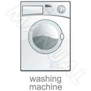 Thumbnail REPAIR Manual Daewoo DWF 4220 Washing Machine
