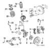 Thumbnail 1990 - 1994 AUDI QUATTRO V8 PARTS LIST CATALOG