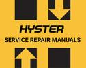 Thumbnail Hyster N30XMH (C210) Forklift Service Repair Manual