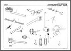 Thumbnail DUCATI 907 IE PARTS CATALOGUE