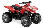Thumbnail KYMCO MONGOOSE KXR 50 SERVICE Workshop Repair MANUAL