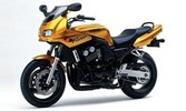 Thumbnail YAMAHA FZS 600 FAZER 1998 SERVICE Motorcycle Repair MANUAL